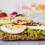 Savory Avocado Breakfast Toast