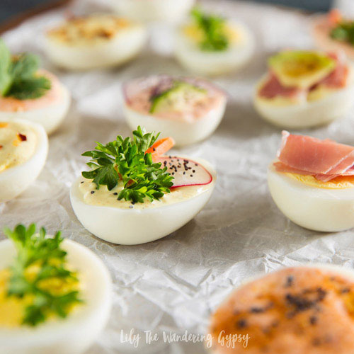 Unique Ways To Upgrade Your Hard Boiled Eggs